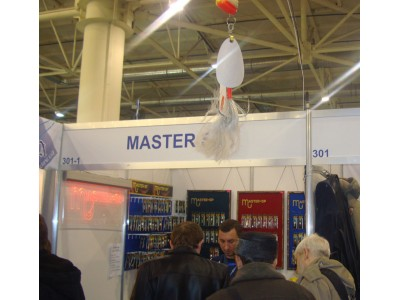 Master-SP на выставке «Рыбалка. Охота. Туризм»