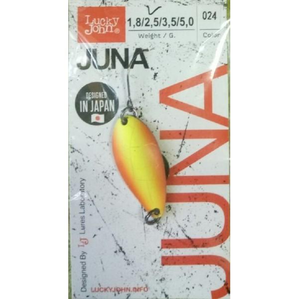 Блесна Lucky John CLEO 2.5g