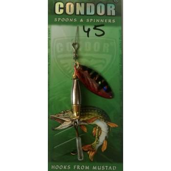Блесна CONDOR Long Chip Heavy  7g.