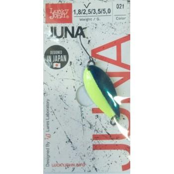 Блесна Lucky John JUNA 2.5g 021