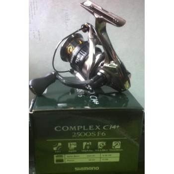 Катушка Shimano COMPLEX C14+ 2500SF6
