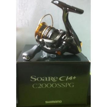 Катушка Shimano Soare C14+ C2000PG