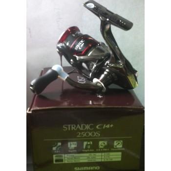 Катушка Shimano STRADIC C14+ 2500S